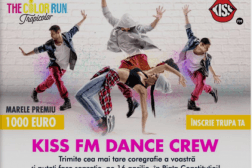 Concurs Kiss FM Dance Crew